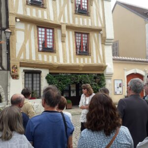 Visites guidées Noyers