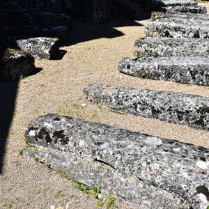 sarcophages de Quarré