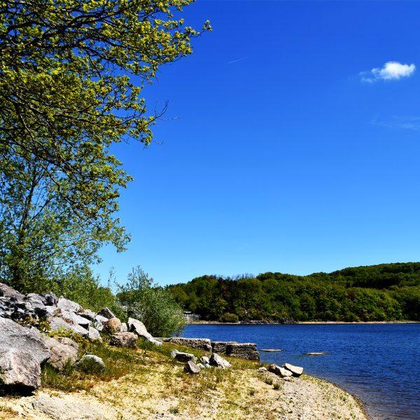Lac du Crescent Quarré-les-Tombes