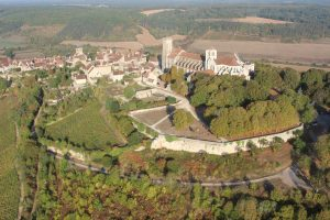 vue Vézelay