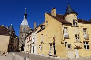 quartier historique Avallon