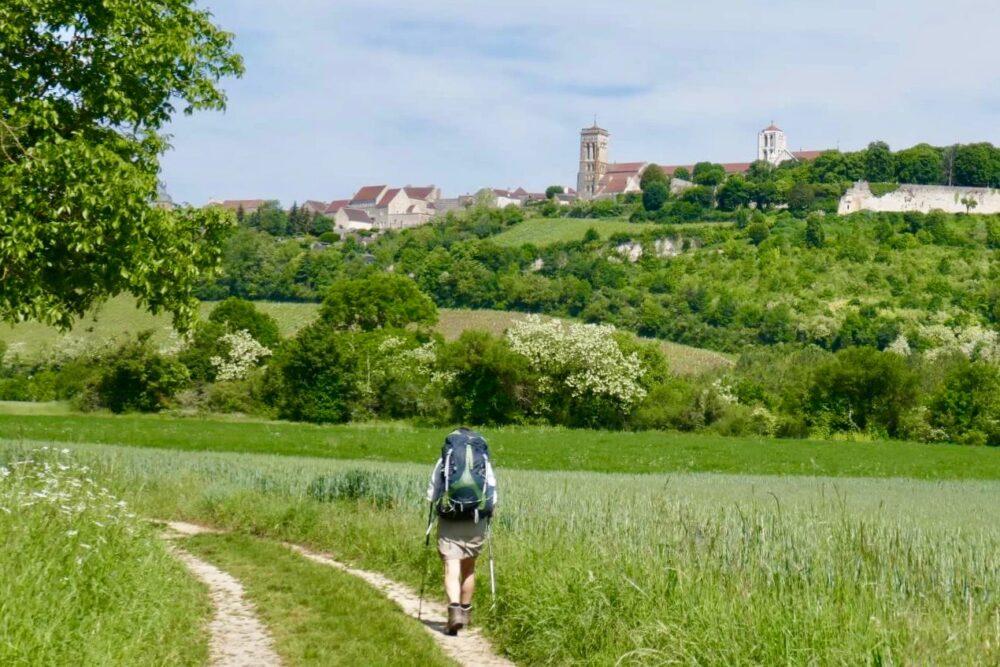 Tour de Vézelay